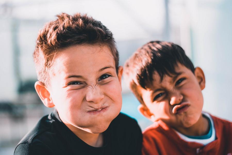Terapie Dotykiem - Dzieci nadpobudliwe a terapia Masgutovej